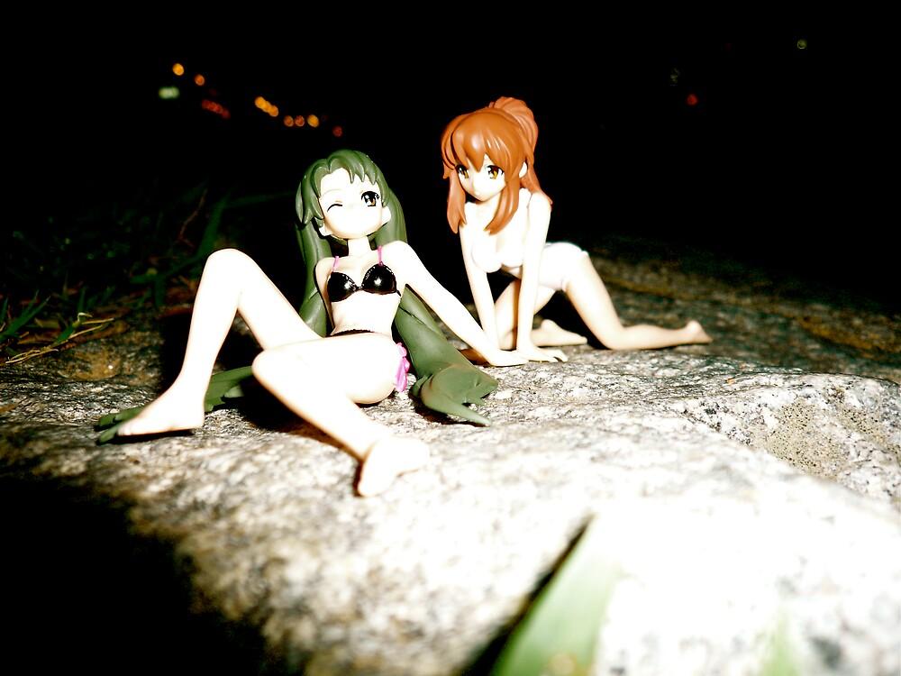 Dolls of the Night by geikomaiko