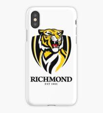 Richmond Footy Club  iPhone Case/Skin