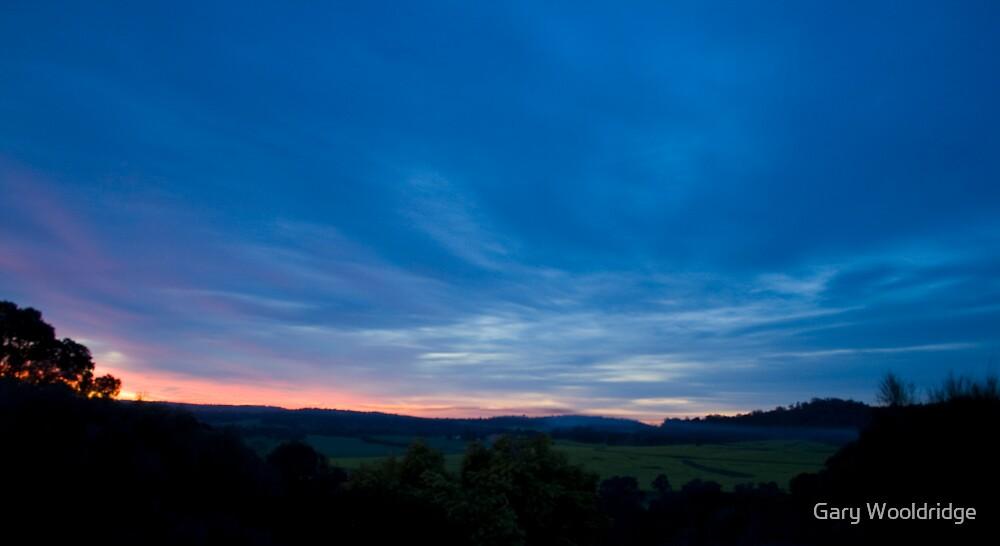 Sunrise at Boddington 3 by Gary Wooldridge