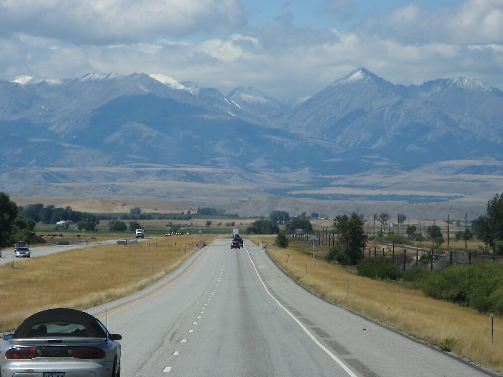 Rockies of Montana.... by Warrior