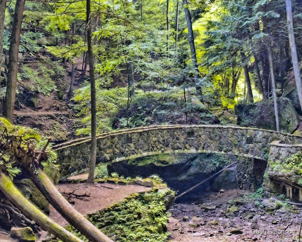Stone Bridge by Gabriele Swanson