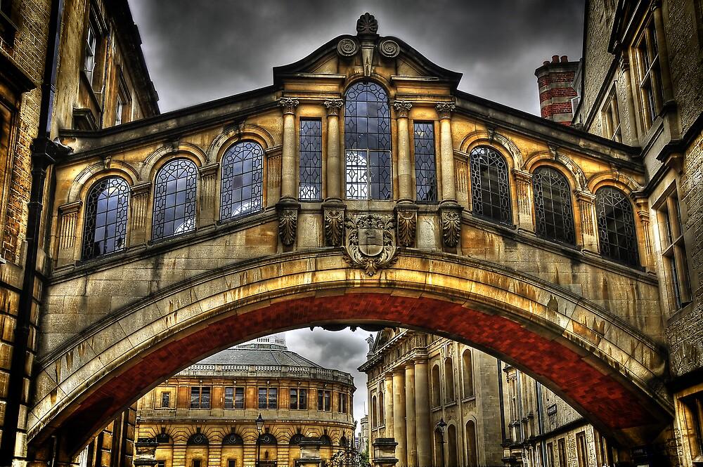 Bridge of Sighs - Oxford by DocG