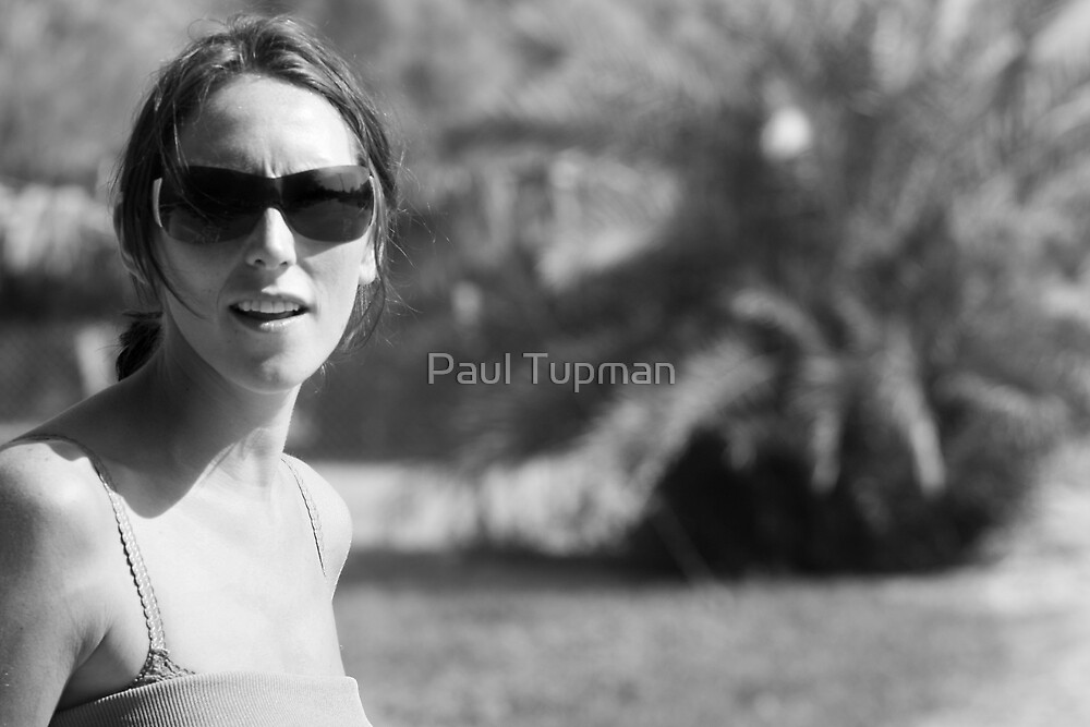 Caught In The Sun by Paul Tupman