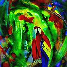 Macaws World by Ciska