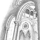 Mosteiro de Alcobaça. by terezadelpilar ~ art & architecture