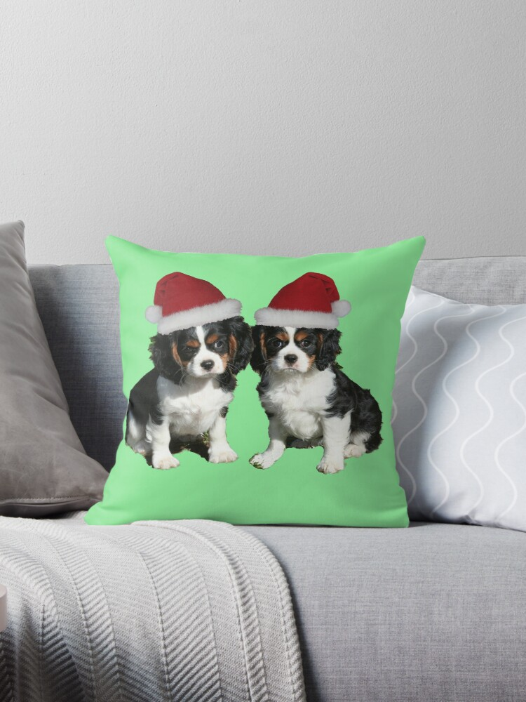 Christmas Pups by Jenny Brice