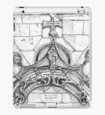 Mosteiro da Batalha sketch iPad Case/Skin
