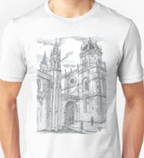 afternoon at Jerónimos Monastery T-Shirt