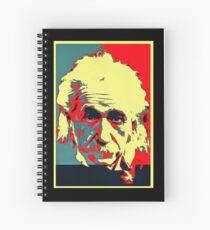 einstein, Spiral Notebook