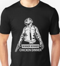 PUBG - Winner winner chicken dinner Unisex T-Shirt