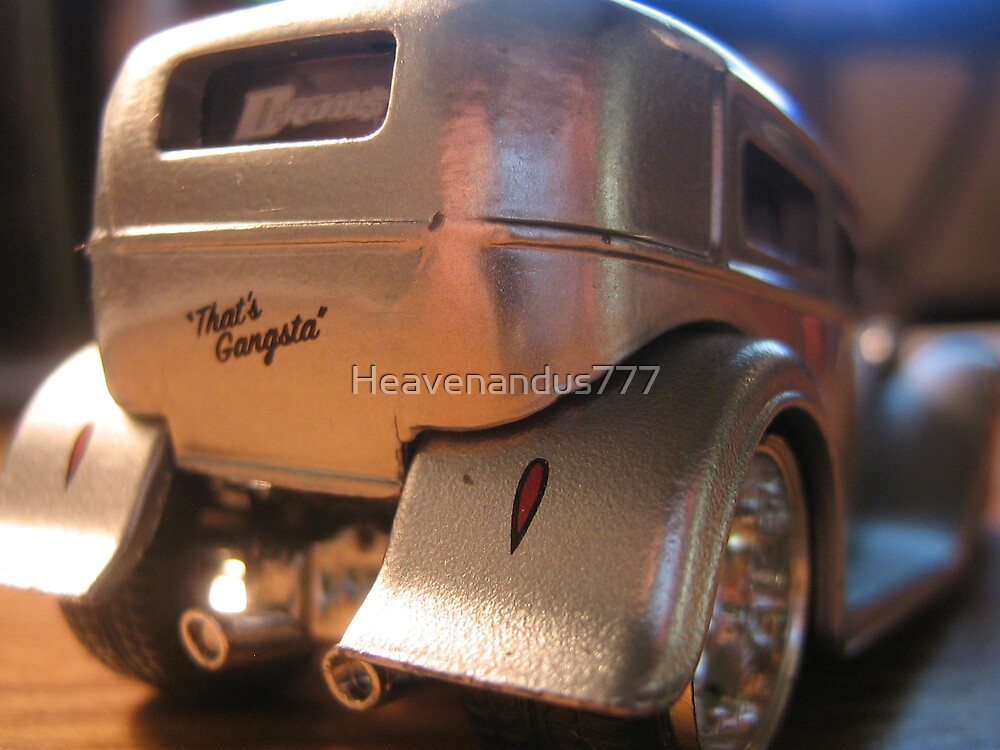 My Sons Hot Wheels Car by Heavenandus777