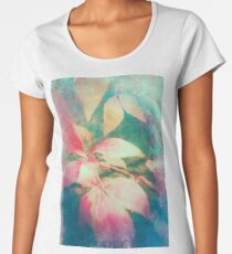 Autumn Vibrations Women's Premium T-Shirt