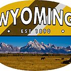 Wyoming by tysonK