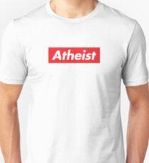 Atheist Supreme Unisex T-Shirt