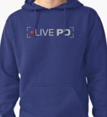 live pd Pullover Hoodie