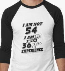 Funny 54th Birthday Gag Gift 54 Year Old Humor  T-Shirt