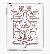 Wunderliches RPG iPad-Hülle & Klebefolie