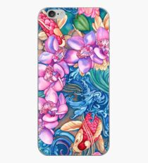 Orchid Splash iPhone Case