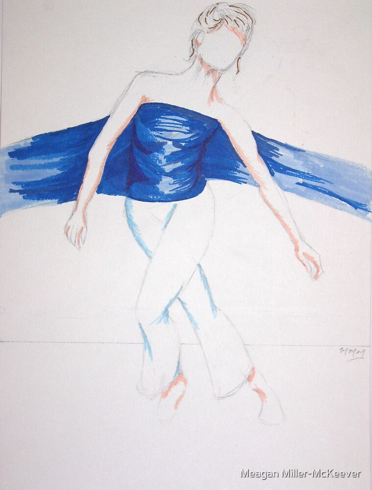Dancer #4 by Meagan Miller-McKeever
