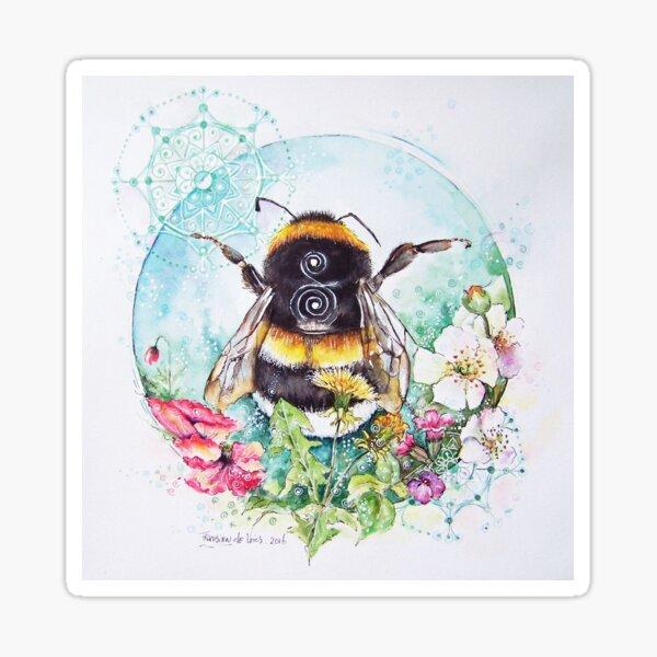 Hommel / humblebee Sticker