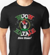 dominick the donkey italian christmas song unisex t shirt - Dominick The Donkey Christmas Song