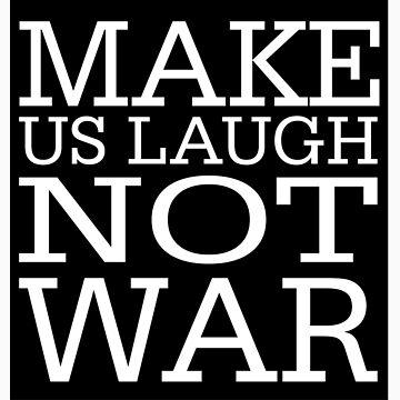 Make us laugh... by hitme