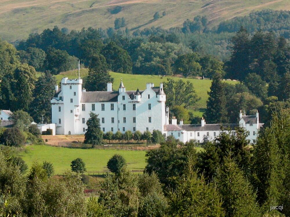 Blair Castle by jacqi