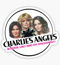 Beautiful Girls who live Dangerously ! / Season 1 Sticker
