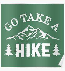 Go Take a Hike Poster