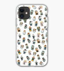 Occupations & Vocations iPhone Case