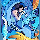 The One Who Sleeps With Dragons by AshenShop
