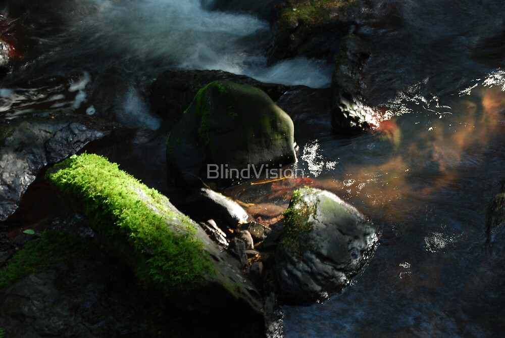 Trace of light by BlindVision