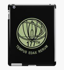 john titor time travel iPad Case/Skin