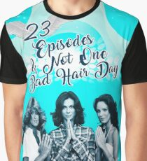 ...Not One Bad Hair Day Graphic T-Shirt