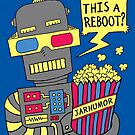 Robot Movie Reboot by jarhumor