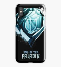 Soul of the PLD - FFX|V iPhone Case/Skin
