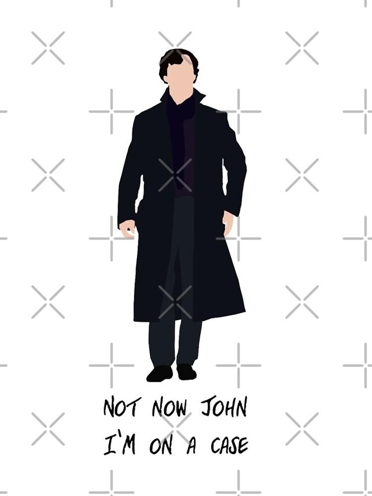 Sherlock Holmes Fall von nosheetsherlock