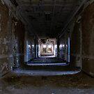 Ward Hallway by Katherine Anderson