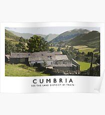 Cumbria Poster
