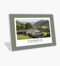 Cumbria Laptop Skin