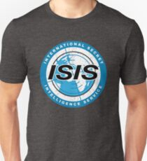 Archer - ISIS - International Secret Intelligence Service Unisex T-Shirt