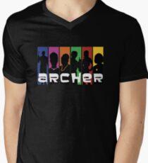 Archer - The worlds greatest spy Men's V-Neck T-Shirt