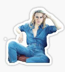 Kate McKinnon for Vanity Fair Sticker