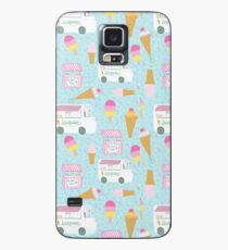 Icecream trucks Case/Skin for Samsung Galaxy