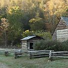 Cades Cove Farm by Gary L   Suddath