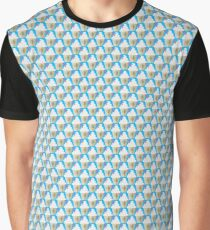 Vanilla Ice Cream Shake Graphic T-Shirt