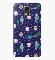 Mermaids Case/Skin for Samsung Galaxy