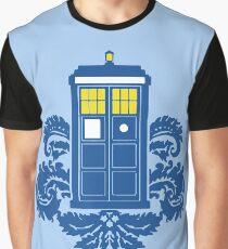 Fancy Pants T.A.R.D.I.S. Graphic T-Shirt