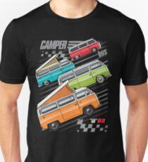 Camper Buses T-Shirt