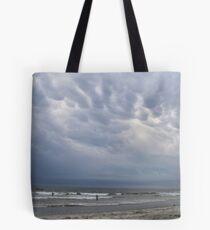 Storm? What storm? Tote Bag